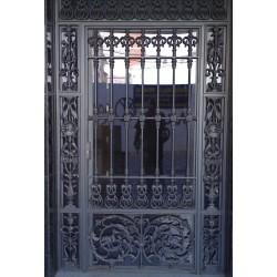 Puerta Animales