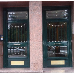 Puerta Verde Oro