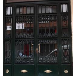 Puerta Verde Perla