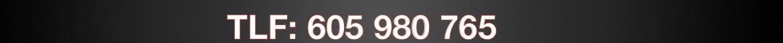 Telefono de Cebrimetal 605 980 765